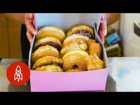 The Reason Why Your Doughnut Box is Pink