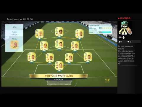 Fifa 16 fut gameplay fast crew