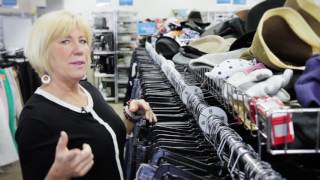 WGN Goodbuy Girl Judy Pielach Finds Hot Summer Buys At The Downtown Chicago Goodwill Store