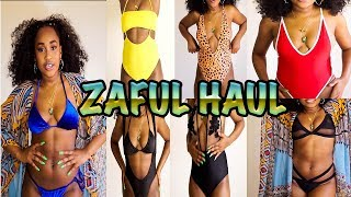 Gambar cover HUGE VACATION ZAFUL SWIM SUIT TRY ON HAUL | HONEST REVIEW SIZE SMALL AND MEDIUM