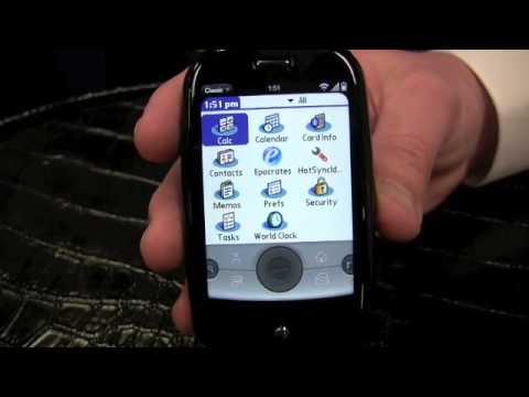 Palm Pre: Classic (PalmOS Emulator) demoed at CTIA 2009