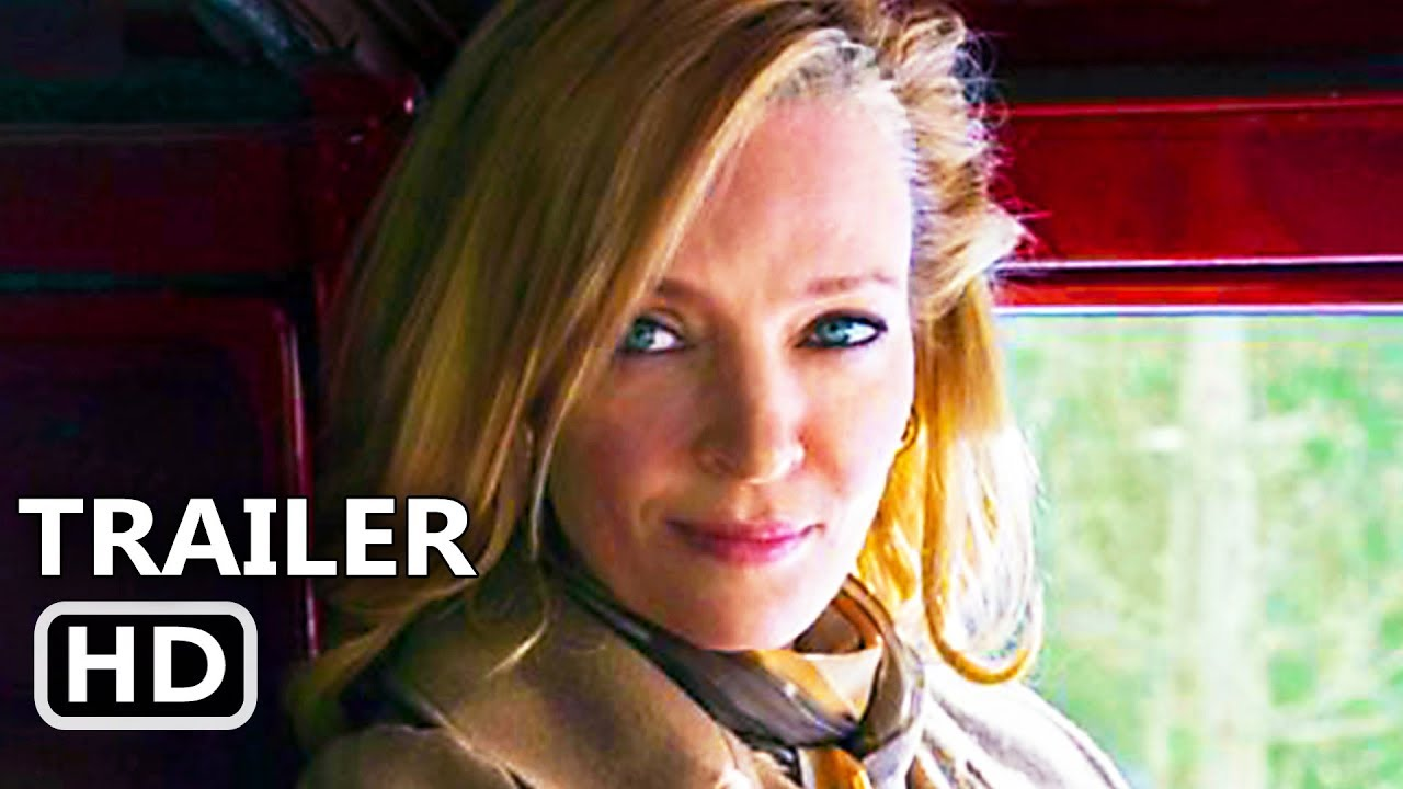 THE HOUSE THAT JACK BUILT Official Trailer (2018) Uma Thurman, Matt Dillon, Lars von Trier Movie HD #1