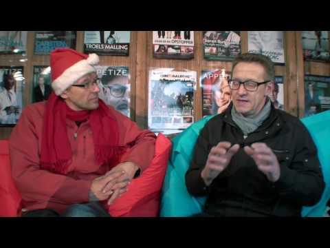 HENRIK LYKKEGAARD besøger julehytten - 2011/2012