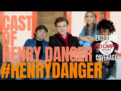 Henry Danger Cast interviewed at Nickelodeon's Fall Party @Nickelodeon #HenryDanger