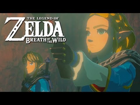 Sequel to the Legend of Zelda: Breath of the Wild - Official First Look Trailer | E3 2019