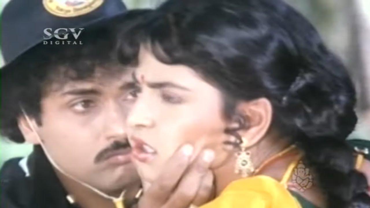 ಏನಯ್ಯ ಕೈ ನೋಡು ಅಂದ್ರೆ ಮೈಯೆಲ್ಲಾ ನೋಡ್ತೀಯ..!! | Ravichandran & Juhi Chawla Comedy Scenes | Kindari Jogi