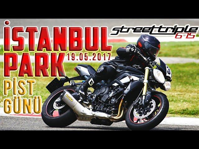 MotorcuBros- 19 Mayıs 2017 Pist Günü -  Pure Sound - Street Triple