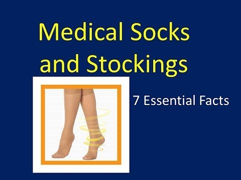 Medical Socks And Stockings 7 Essential Facts About Medical Hosiery