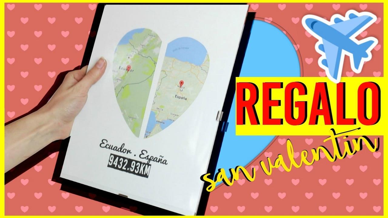 Regalos san valentin pareja a distancia youtube - Regalos parejas originales ...