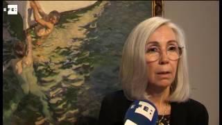 El pueblo francés que inspiró a Monet acoge una exposición de Sorolla