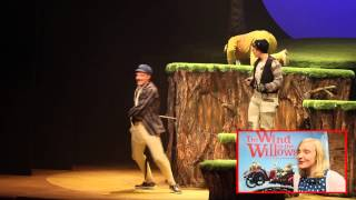 Wind In The Willows - Royal & Derngate Theatre
