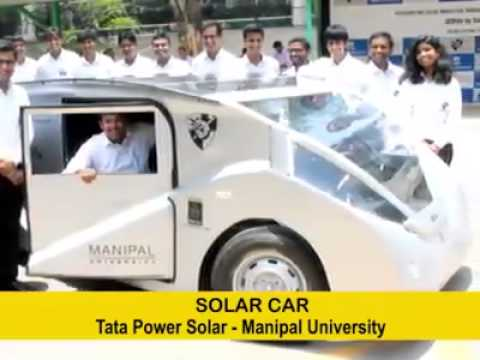 Tata motors solar car