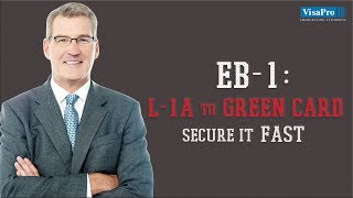 eb1 employment based green card for multinational managers executives on l1 visa