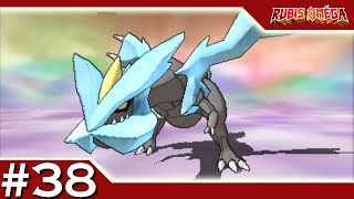Pokémon Rubis Oméga : KYUREM, LA POULE GLACÉE !  - #38