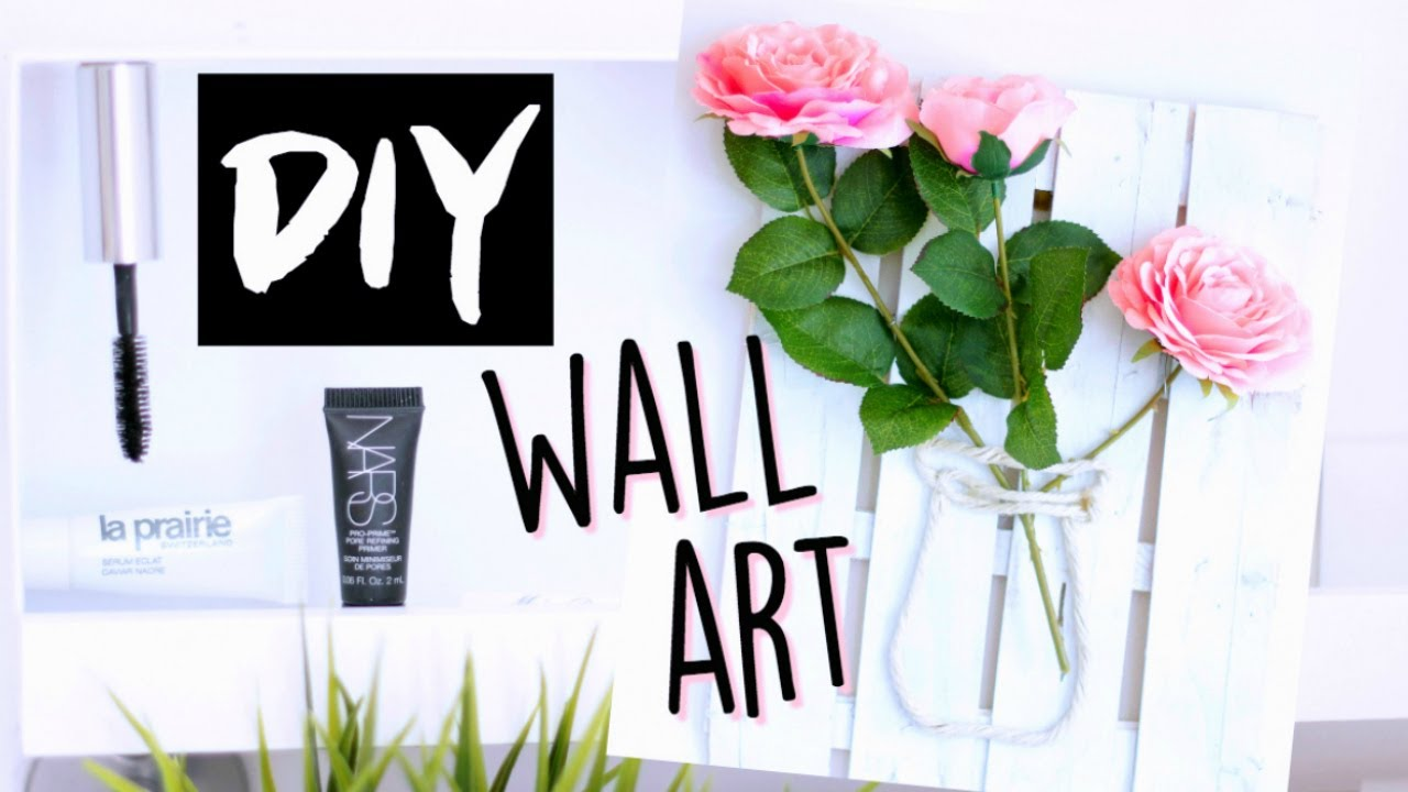 DIY Deco Murale : Wall Decor / Wall Art #15 (français)