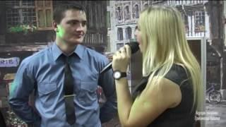 Ведущая на свадьбу Наталья Грибенкова.