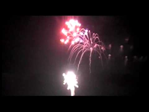Michigan City IN Fireworks Show 2011