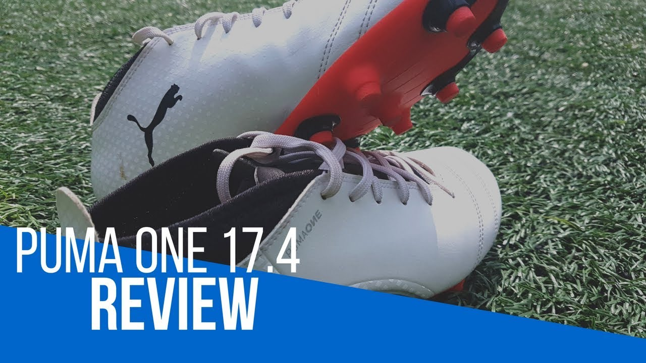 d31f565b3ac2 PUMA ONE 17.4 REVIEW + GIVEAWAY - YouTube