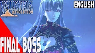 Valkyria Revolution - Walkthrough Part 13 - Final Boss -English- No Commentary