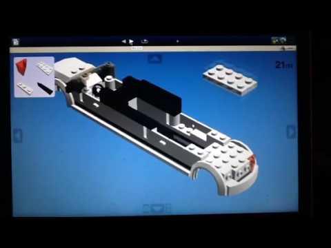 Lego Moc Limousine Instructions Youtube