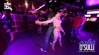 Freddy & Mathilde  - social dance @ Salsa O