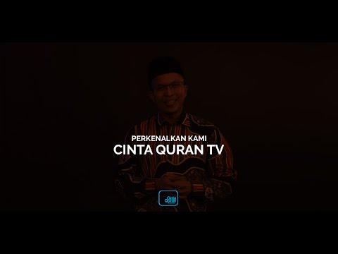 Perkenalkan Kami Cinta Quran TV - Ustadz Fatih Karim