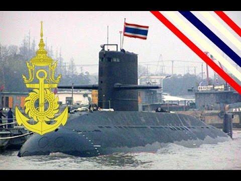 S-26T Yaun Class Rotal Thai Navy (คลิปภายในเรือหาดูยาก)