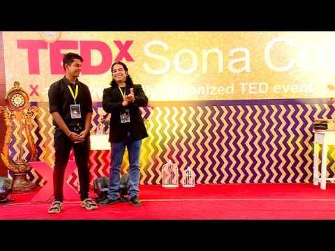 We just have one life - Keep it simple | Vijay Kapoor | TEDxSonaCollege
