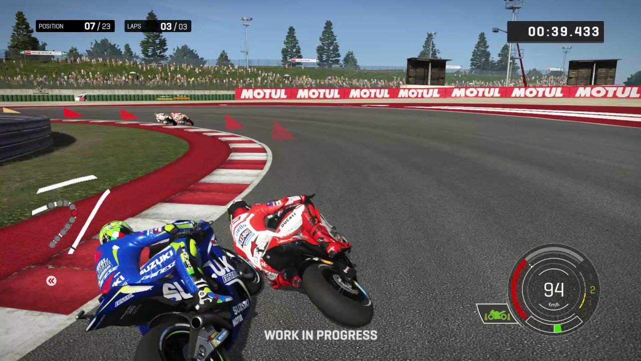 motogp 17 ps4 xone pc lorenzo gameplay trailer youtube. Black Bedroom Furniture Sets. Home Design Ideas