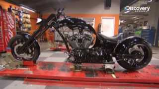 American Chopper: OCC Cafe