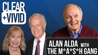 Alan Alda interviews the cast of M*A*S*H - Loretta Swit and Mike Farrell on Clear and Vivid