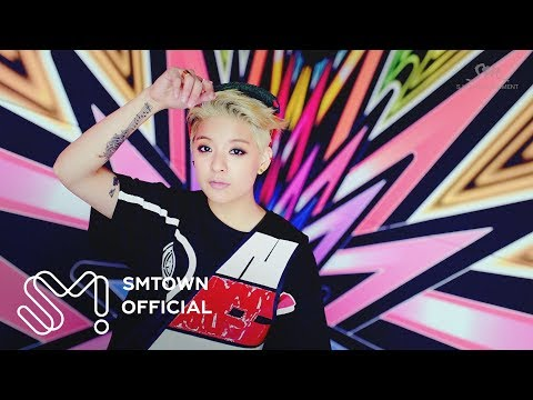 AMBER 엠버_SHAKE THAT BRASS (Feat. 태연 (소녀시대))_Music Video