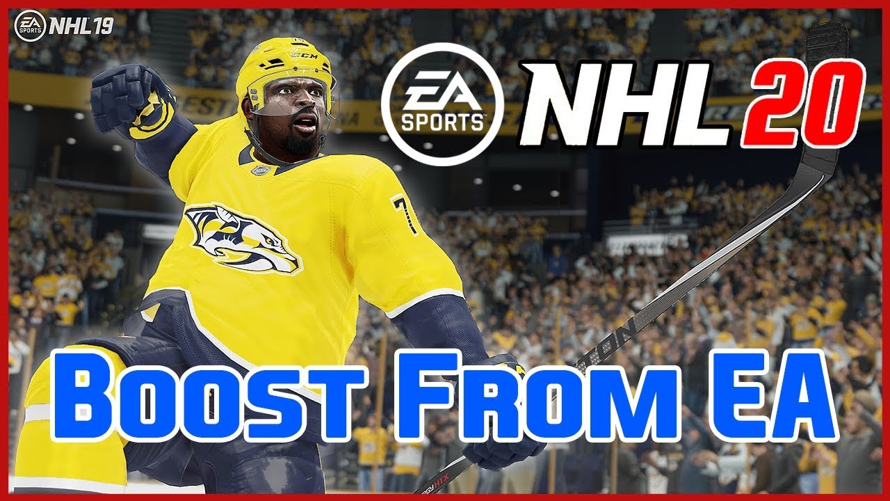 Nhl 20 New Leaked News Exclusive Youtube