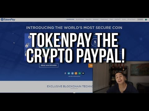 Tokenpay Token Pay ICO Review or Scam? - Better Than Paypal? - A Paypal Users Dream!!!!!