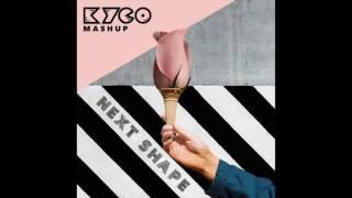 🌹 Next Shape (Kyco Mashup) - Ed Sheeran x Dr. Dre x Flume