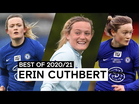 Skills, Assists... and Laughs 🤣 | Erin Cuthbert | Best of 2020/21