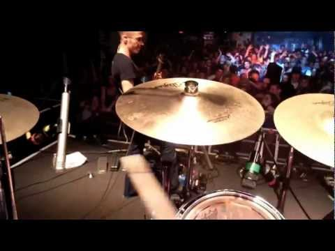 """Bush Pilot"" by Lotus. Drummer Mike Greenfield's POV using Pivotheads."