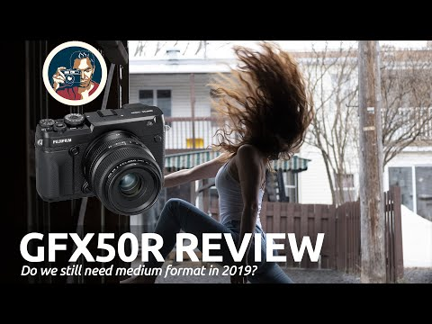 The Fujifilm GFX50R review. Do we still need medium format in 2019?