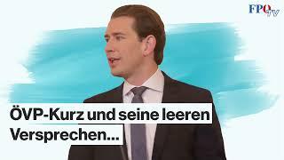 Freiwillige Corona-Impfung? Die leeren Versprechen von ÖVP-Kurz!