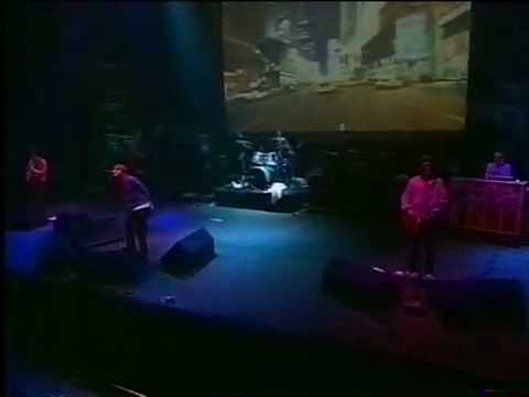 Oasis - Gas Panic Live Gig In The Green Glasgow 2000