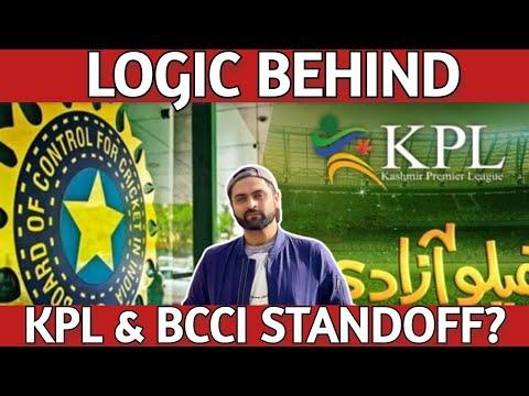 Logic Behind Kashmir Premier League & BCCI Standoff ?