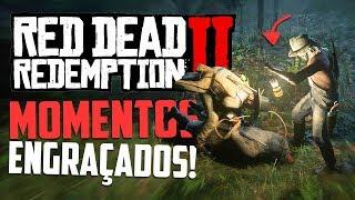 LAÇAR O AMIGO É ENGRAÇADO! - Red Dead Redemption 2 ONLINE MOMENTOS ENGRAÇADOS!