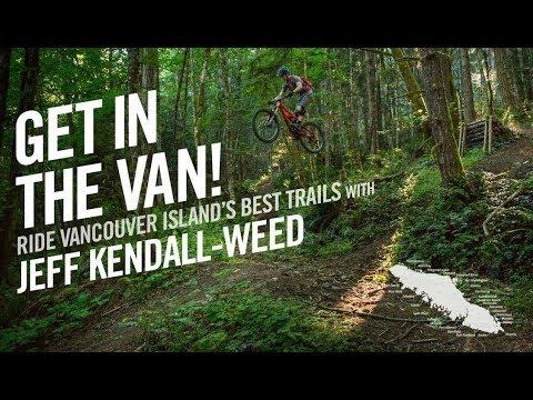 Get in the Van!  Ride Vancouver Island
