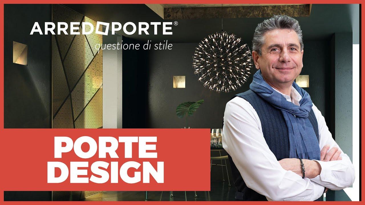 Porte di Design - Arredoporte Orbassano - YouTube