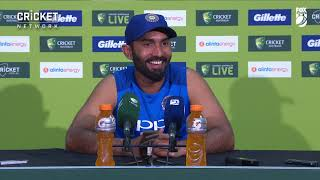 Karthik full of praise for Kohli, Dhoni