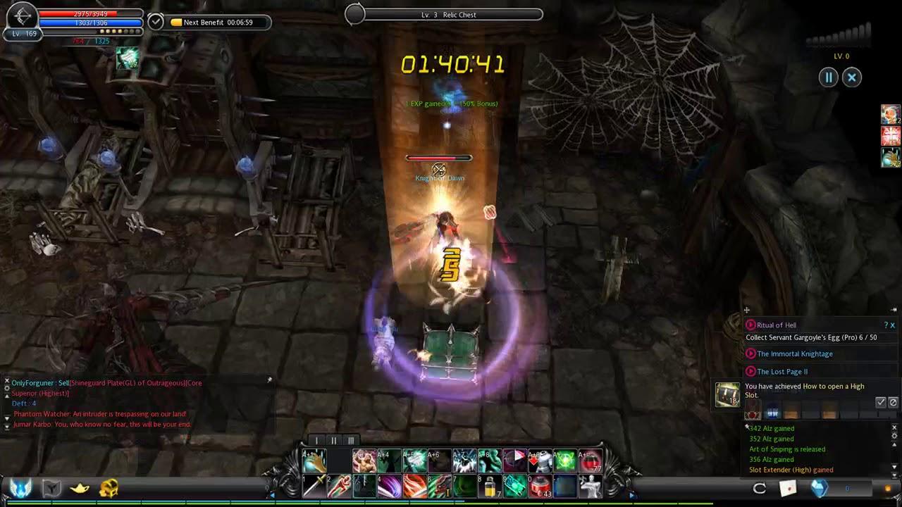 Cabal Online Slot Extender Highest Drop