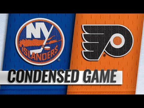 10/27/18 Condensed Game: Islanders @ Flyers
