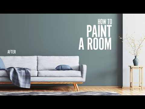 BEHR® Paint   How to Paint a Room