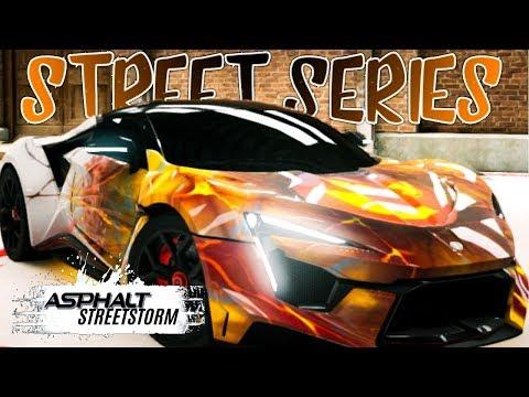 Asphalt Street Storm Fenyr Super Sport Street Series Events Part 2!
