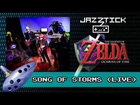 Song of Storm - The Legend of Zelda: Ocarina of Time///Jazztick///